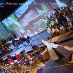 """il tamburo ritrovato primo spettacolo live lago di tesero110 150x150 """"Il Tamburo ritrovato"""" per due volte al Palafiemme di Cavalese"""