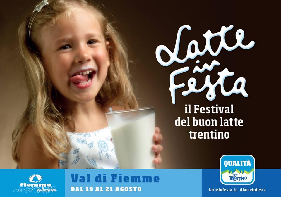 latte in festa trentino fiemme 1 Latte in Festa, Il Festival del buon latte trentino!