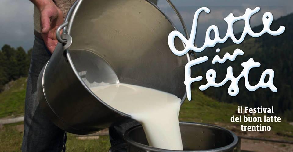 latte in festa trentino fiemme Cavalese, Carlo Bridi al Festival del Latte