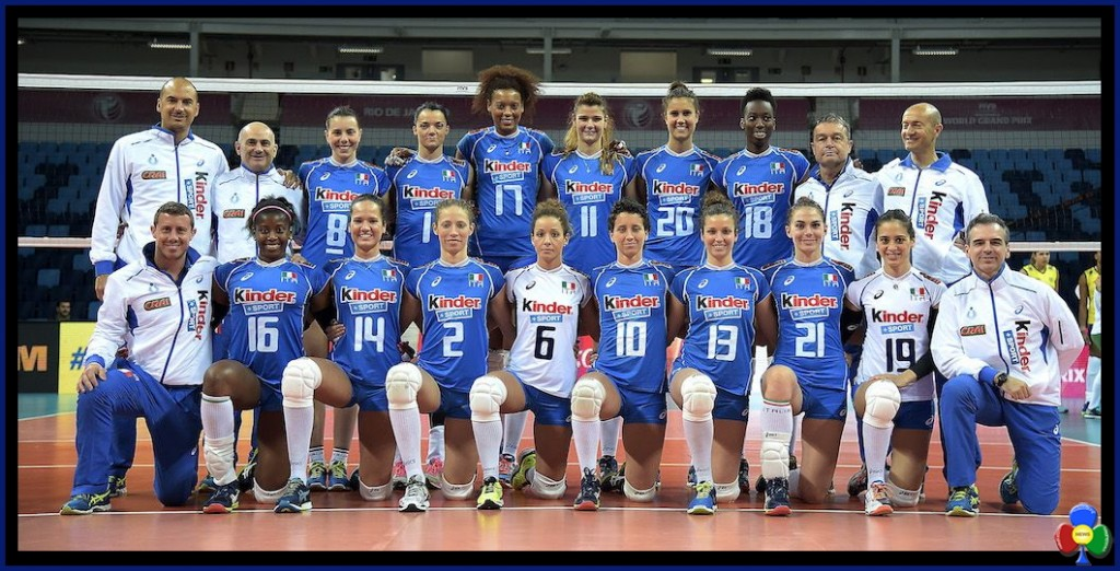 nazionale volley femminile rio 2016 1024x522 La Nazionale Femminile di Volley .. profuma di bosco   Video