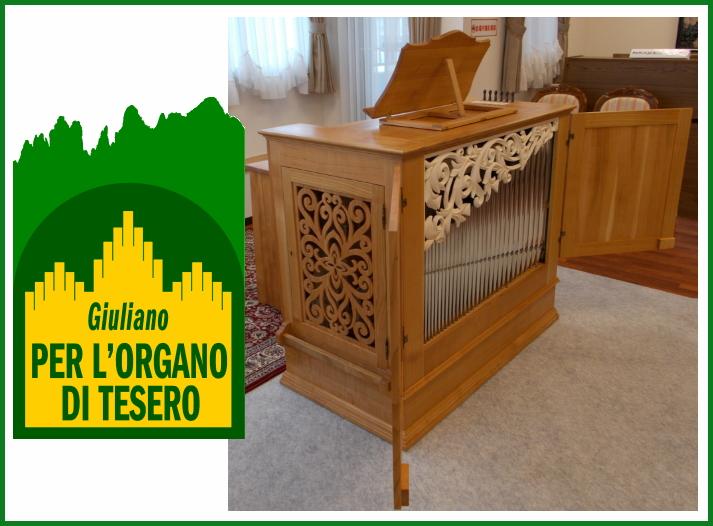 organo di tesero Settimana d'organo nelle Dolomiti