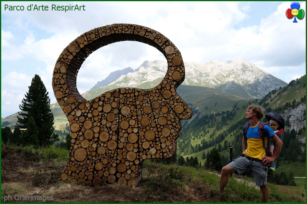 respirart parco arte pampeago fiemme 1024x682 Artisti in quota nel Parco d'Arte RespirArt
