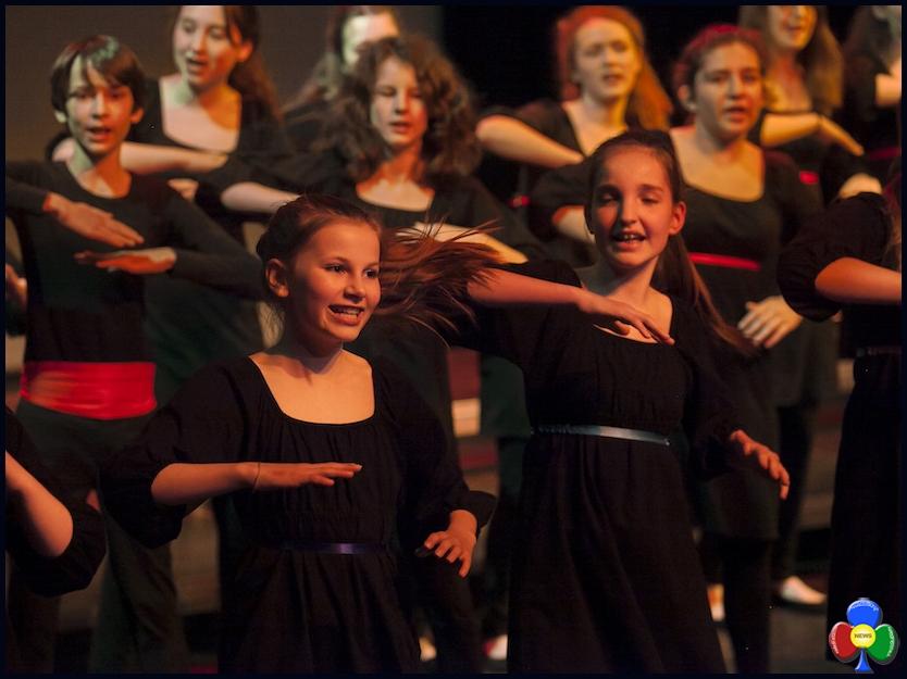 Coro Bambini Amsterdam  Il Coro di Voci Bianche di Amsterdam in concerto a Tesero