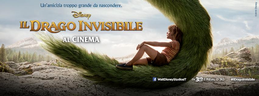 il drago invisibile film Il Drago Invisibile Disney conquista il pubblico di Fiemme