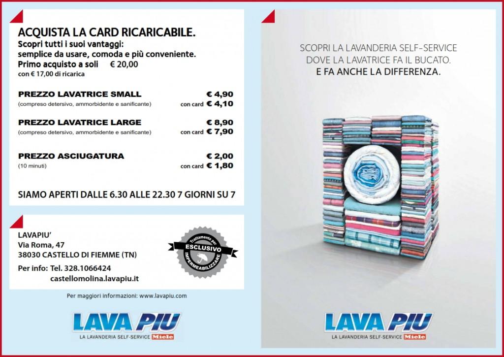 lavanderia self service castello di fiemme lava piu 3 1024x725 LAVAPIÙ nuova Lavanderia Self Service a Castello di Fiemme