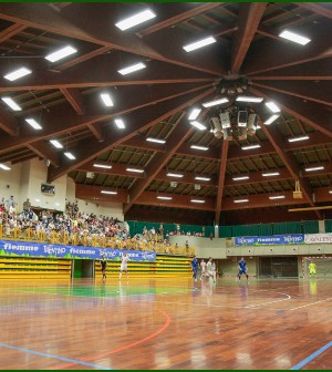 palazzetto sport cavalese
