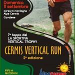 2 cermis vertical run 2016 150x150 Carano, 16° Giro del Solombo   Gara di Corsa in Montagna