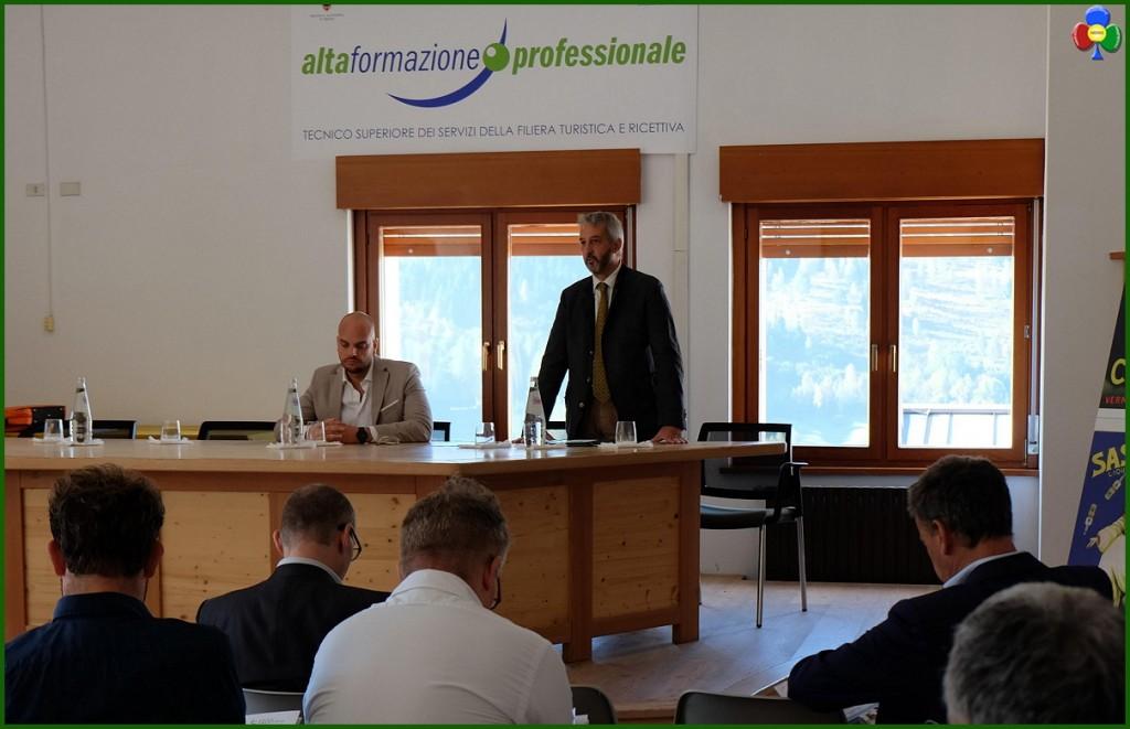 alta formazione professionale tesero 1024x661 Alta Formazione Professionale, firmato laccordo al CFP di Tesero