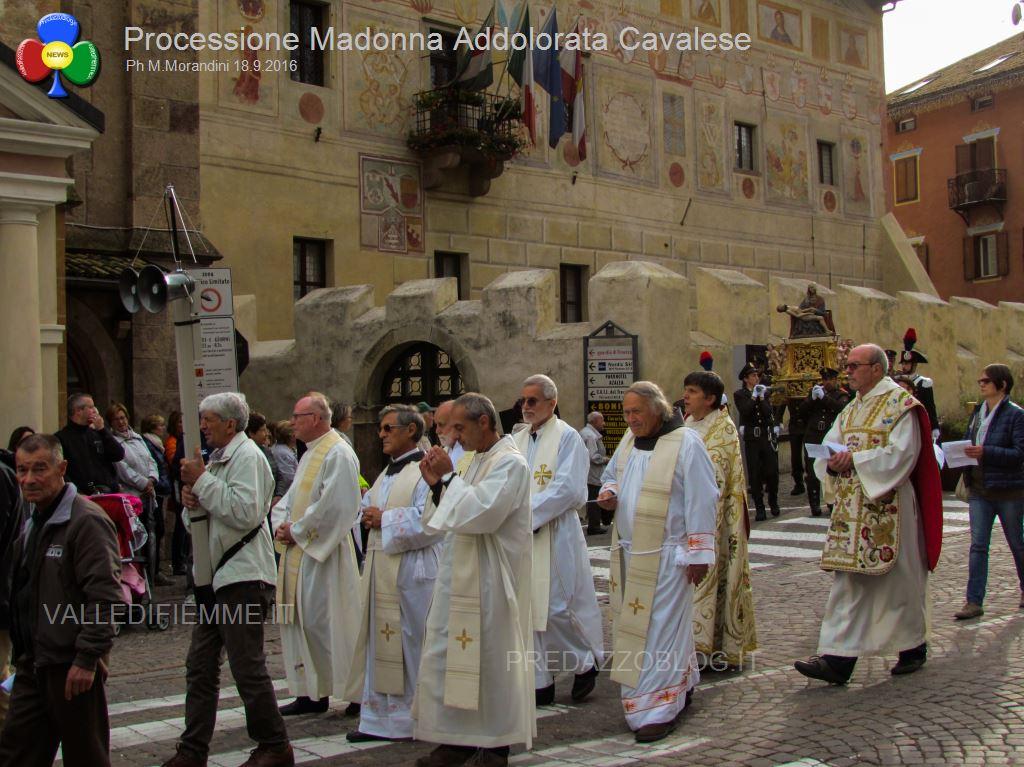 cavalese processione madonna addolorata 18.9.16 valledifiemme47 Cavalese, rinnovato il voto alla Madonna Addolorata   Foto