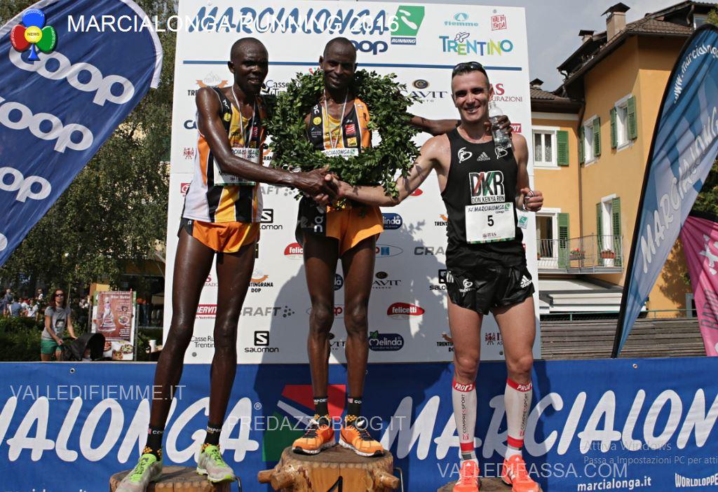 marcialonga running 2016 fiemme fassa 5 La 14°Marcialonga Running alle gazzelle Keniane   Classifiche