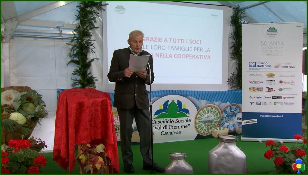 """50 anni caseificio di fiemme 1 1024x583 Il Caseificio Sociale """"Val di Fiemme"""" Cavalese compie cinquant'anni"""