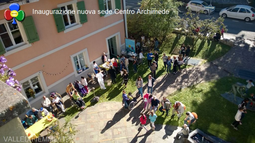cavalese inaugurazione sede archimede2 Centro Archimede Cavalese, inaugurata la nuova sede
