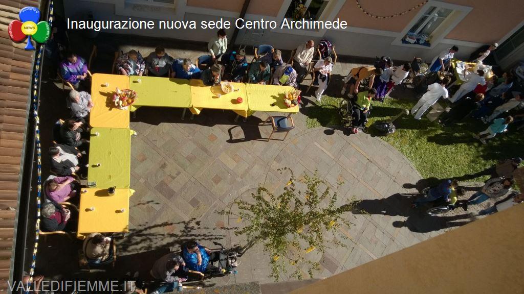 cavalese inaugurazione sede archimede3 Centro Archimede Cavalese, inaugurata la nuova sede