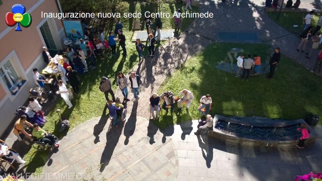 cavalese inaugurazione sede archimede4 Centro Archimede Cavalese, inaugurata la nuova sede