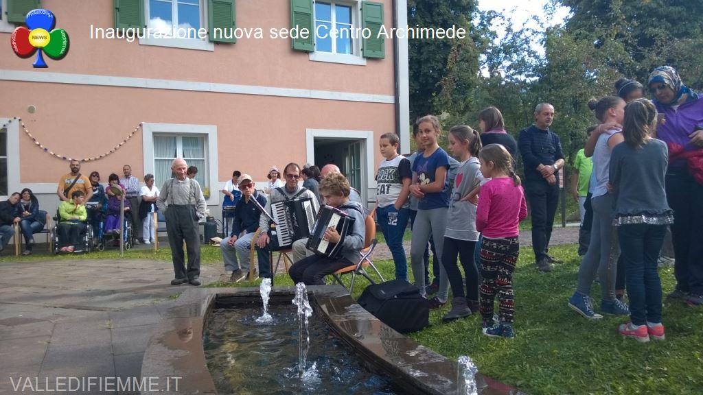 cavalese inaugurazione sede archimede5 Centro Archimede Cavalese, inaugurata la nuova sede
