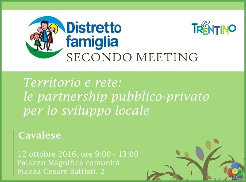 meeting distretto famiglia trentino cavalese A Cavalese il secondo meeting dei Distretti Famiglia Trentini