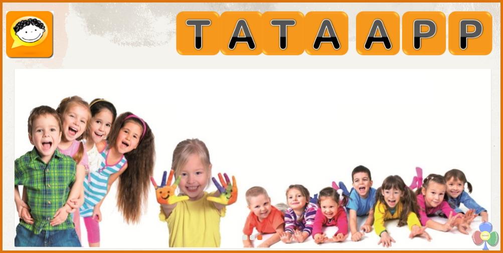 tata app Sportello informativo per famiglie e servizio Tata App