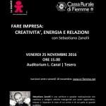 fare impresa cassa rurale fiemme 150x150 TEDx Trento   live streaming a Tesero