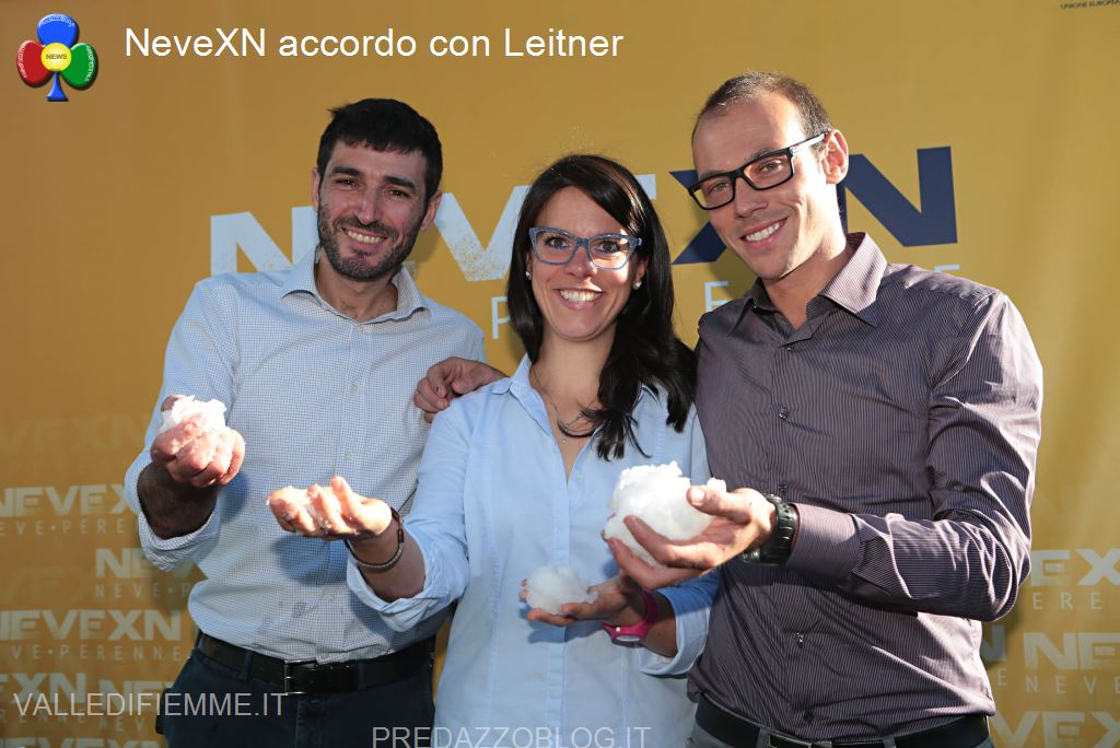 nevexn accordo con leitner neve artificiale21 Leitner è partner della startup NeveXN, la neve sopra zero