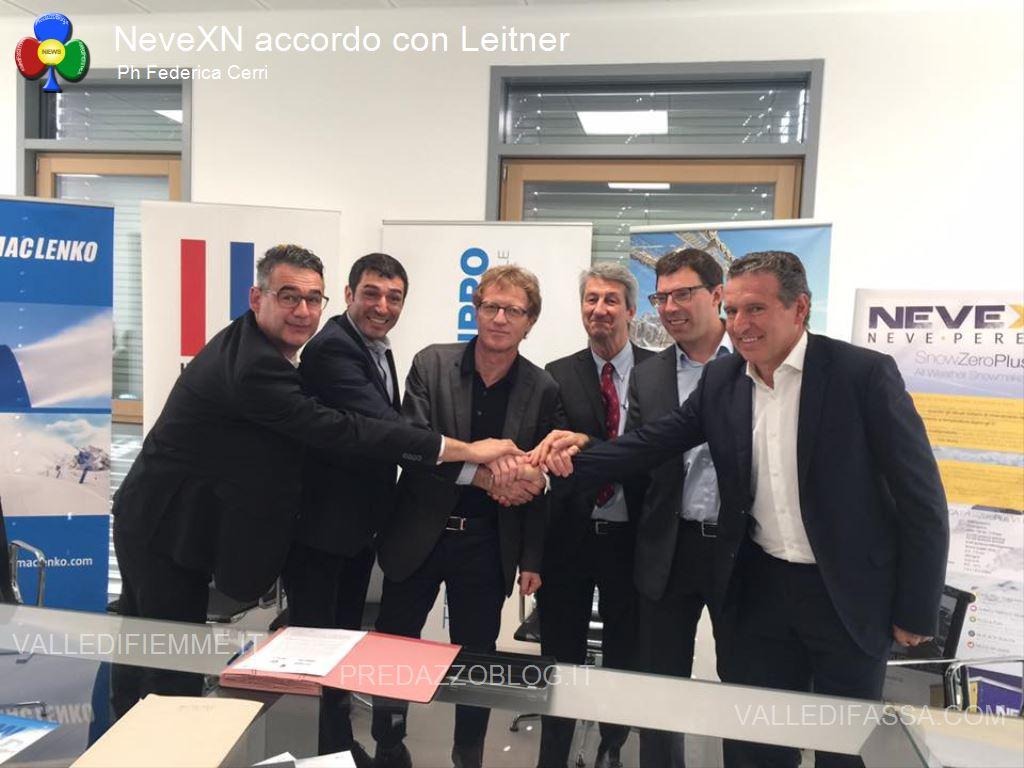 nevexn accordo con leitner neve artificiale4 Leitner è partner della startup NeveXN, la neve sopra zero