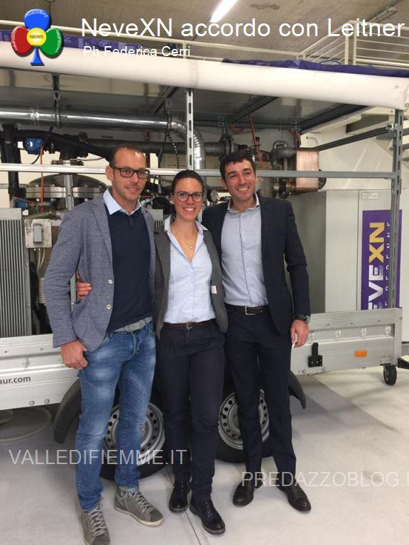 nevexn accordo con leitner neve artificiale6 Leitner è partner della startup NeveXN, la neve sopra zero