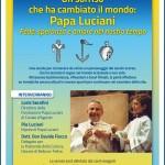 LOCANDINA PAPA LUCIANI 150x150 Trentino Danza Estate 2014 Valle di Fiemme 24   30 agosto