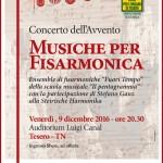 concerto fisarmoniche tesero avvento 2016 150x150 Cavalese un grande concerto dedicato a Mina con Il Pentagramma