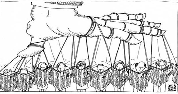 """media manipulation  """"Media e consapevolezza"""" sguardo critico sullinformazione"""
