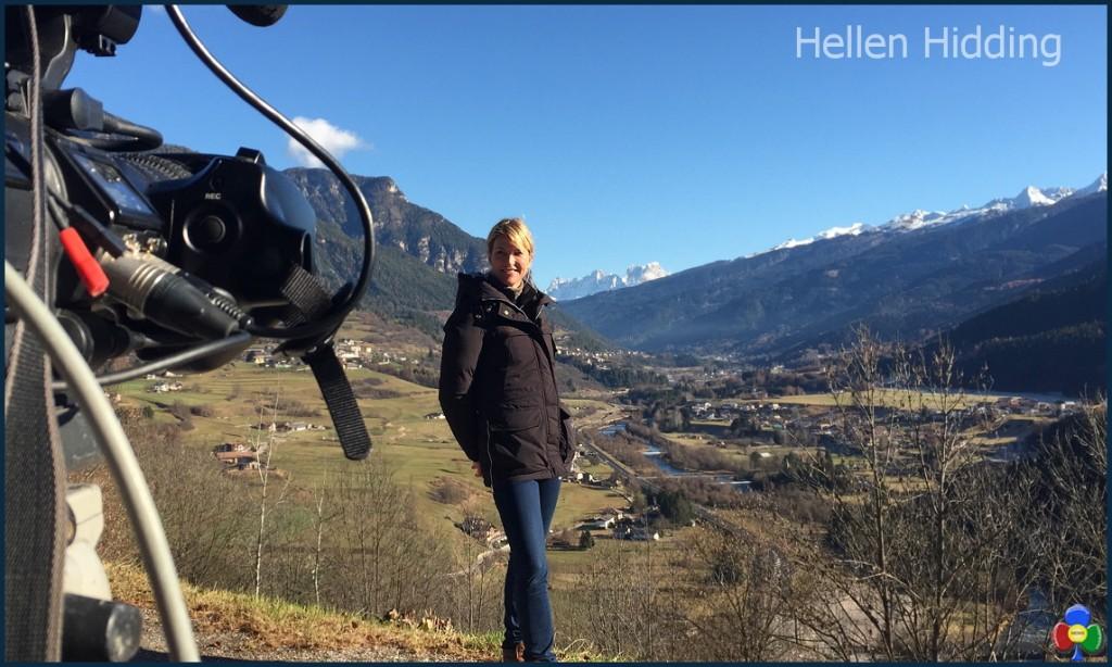 Hellen Hidding in Val di Fiemme 1024x614 Ellen Hidding, inviata in Val di Fiemme