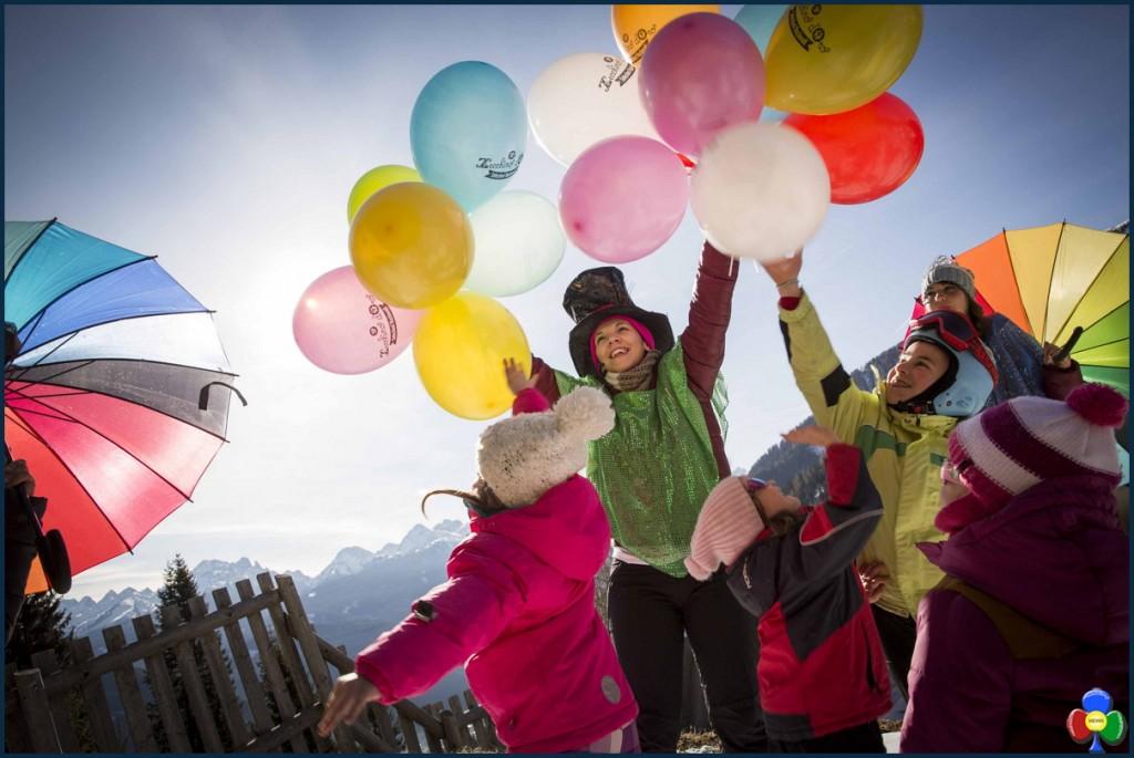 LA SETTIMANA DELLO ZECCHINO DORO SULLA NEVE DI FIEMME 2p 1024x685 Lo Zecchino dOro torna in Val di Fiemme