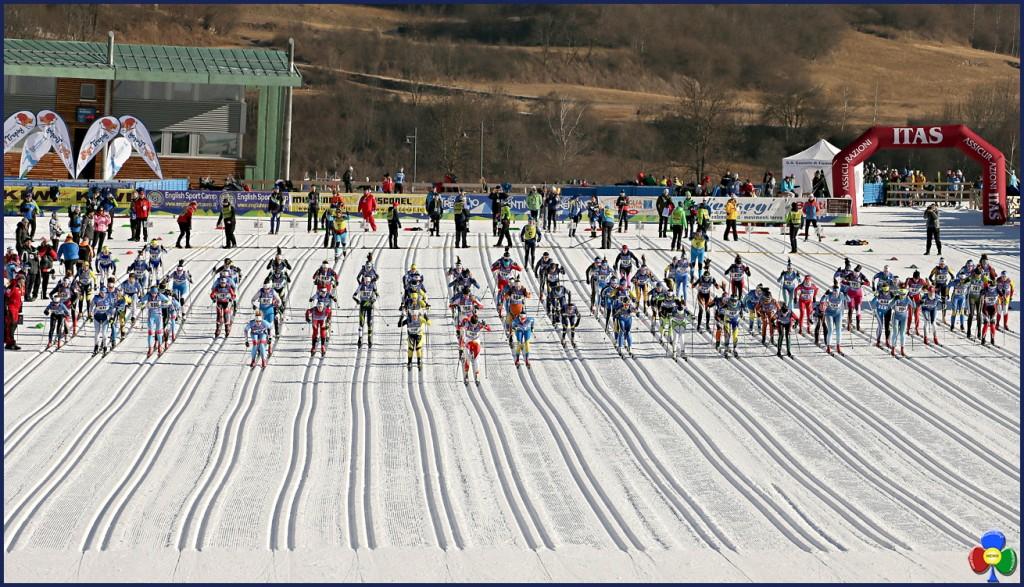 Skiri Trophy XCountry fiemme 2017 seconda giornata partenza 1024x587 Seconda giornata di successo dello Skiri Trophy XCountry