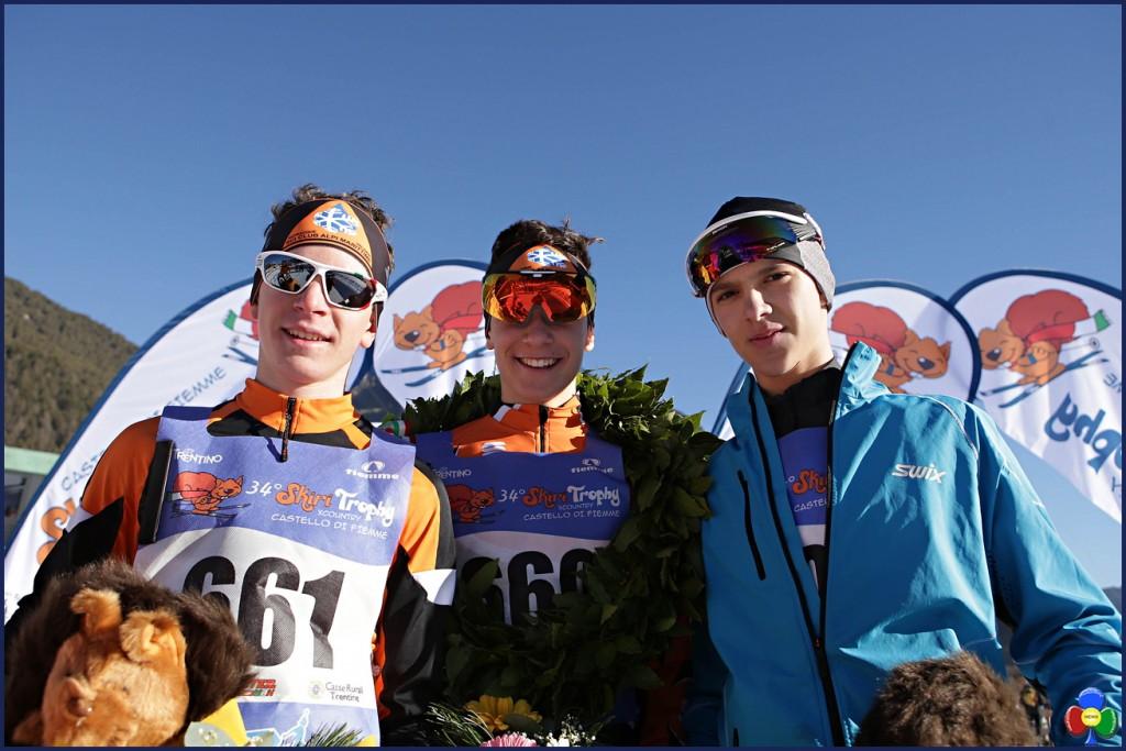 Skiri Trophy XCountry fiemme 2017 seconda giornata podioi maschile 1024x683 Seconda giornata di successo dello Skiri Trophy XCountry