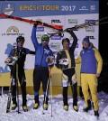 epic ski tour cermis podio maschile
