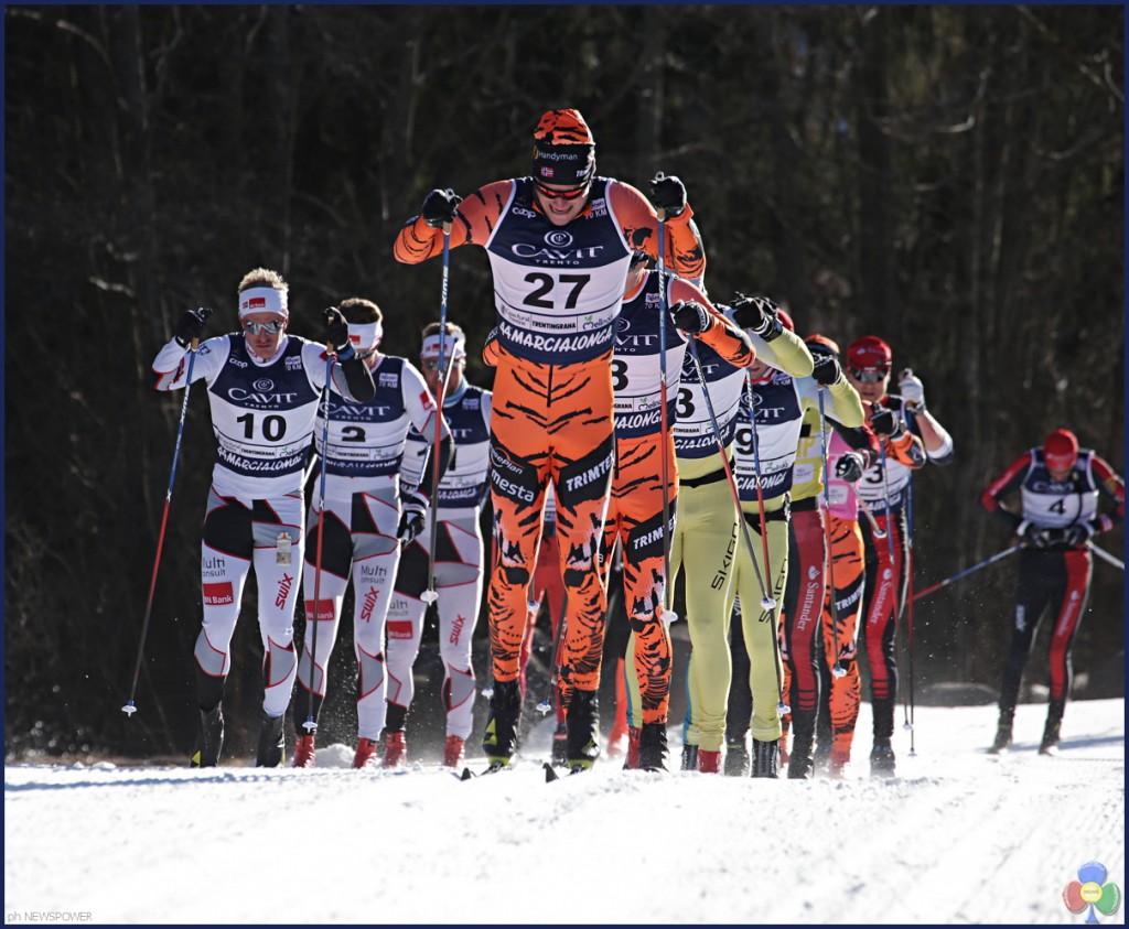 marcialonga 2017 team 1024x843 Marcialonga 2017 Gjerdalen cala il tris, 7541 concorrenti