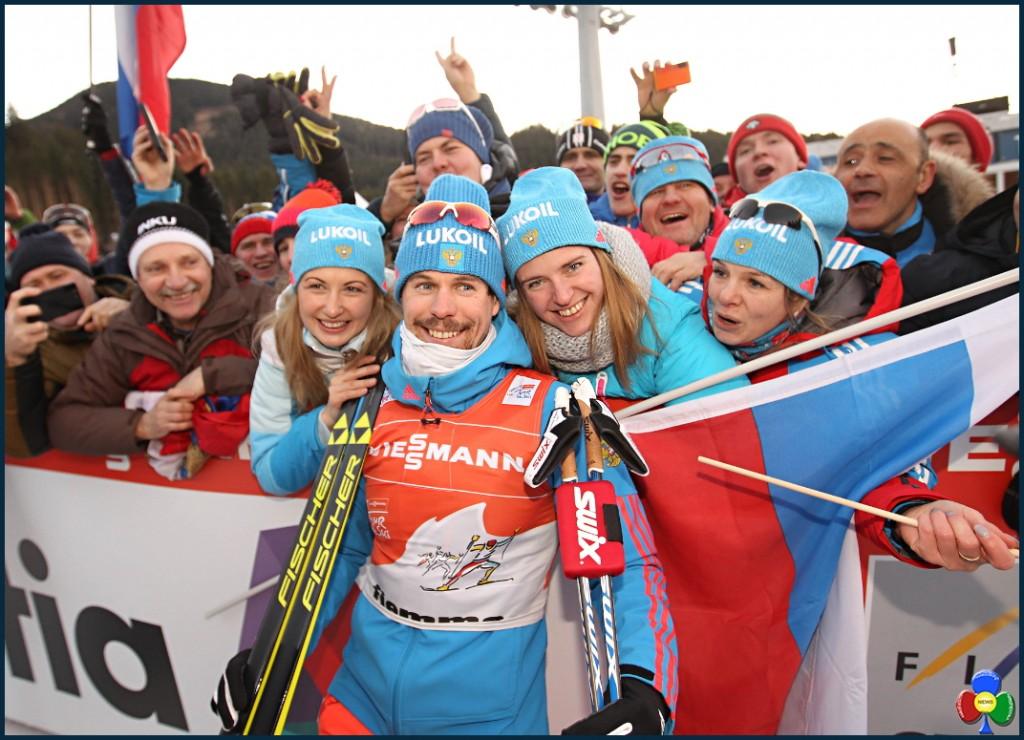sergey tour de ski 1024x740 11° Tour de Ski Val di Fiemme, Sergey Ustiugov doma il leone Sundby