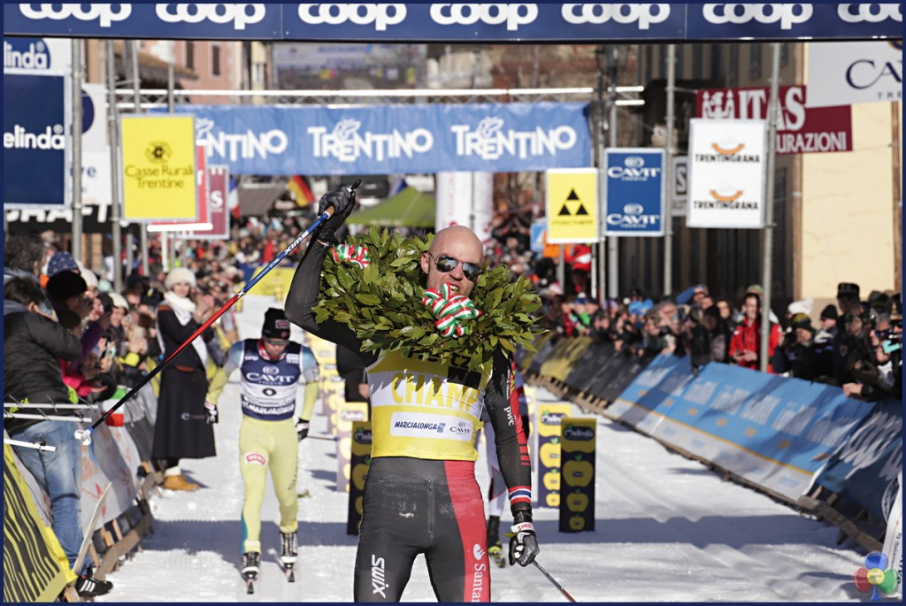 vincitore marcialonga 2017 1024x685 Marcialonga 2017 Gjerdalen cala il tris, 7541 concorrenti