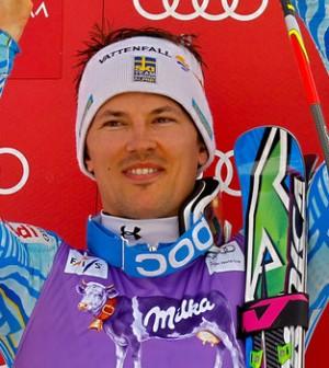 Andre Myhrer Nazionale Svezia Sci Alpino