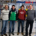 Bertagnolli Casal 150x150 Omaggiati tre studenti de La Rosa Bianca