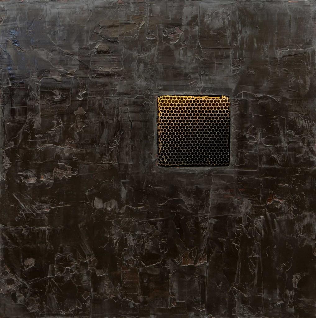 """Cacao cera favo di Marco Nones p 1017x1024 C'è un'arte """"nuova"""" al Centro Arte Contemporanea di Cavalese"""