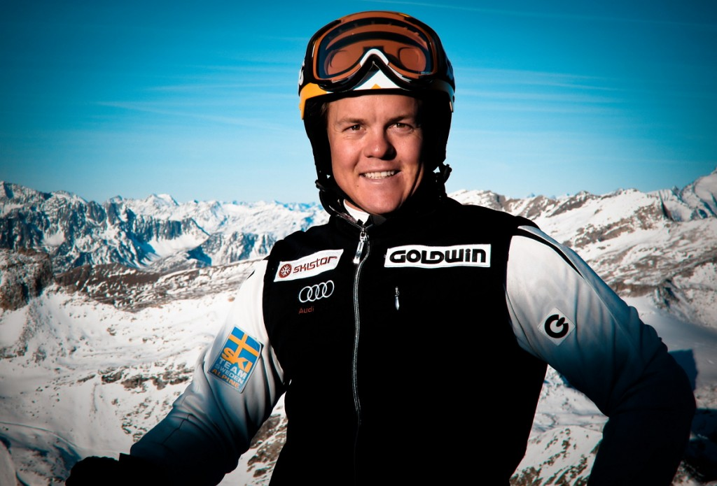 Mattias Hargin Naziobale Svezia Sci Alpino 1024x695 Mondiali di sci, la Svezia si allena in Val di Fiemme