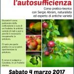 locandina corso frutteto 150x150 17° Giornata Nazionale della COLLETTA ALIMENTARE