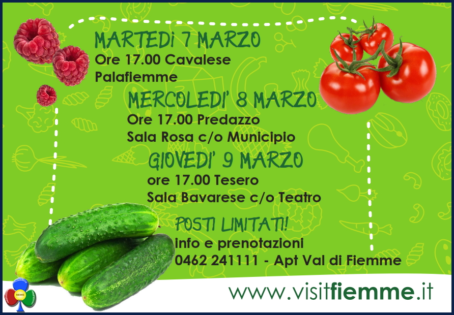 """piccoli chef in valle di fiemme con natalia cattelani 1 Piccoli Chef con Natalia Cattelani della """"Prova del cuoco"""" di Rai Uno"""
