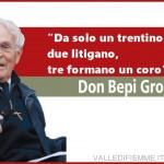 don giuseppe grosselli a tesero 150x150 Don Giuseppe Grosselli a Tesero per una vita trentina