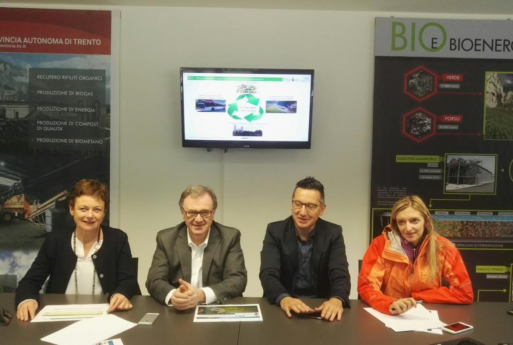 bioenergia trentino 1024x689 Dal rifiuto umido al biometano per gli autobus del Trentino