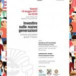 investire nuove generazioni 150x150 Centro Archimede Cavalese, inaugurata la nuova sede