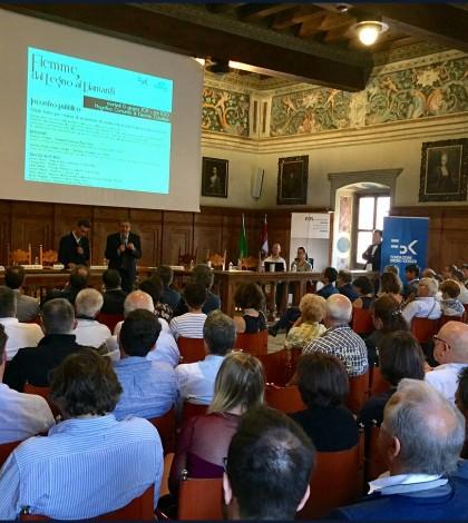 Francesco Profumo pres Fondazione Bruno Kessler