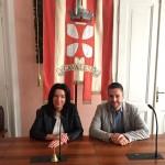 """Maria Elena Gianmoena e Tiziano Berlanda 150x150 """"Open Day"""" alla piscina di Cavalese, domenica 8 ottobre"""