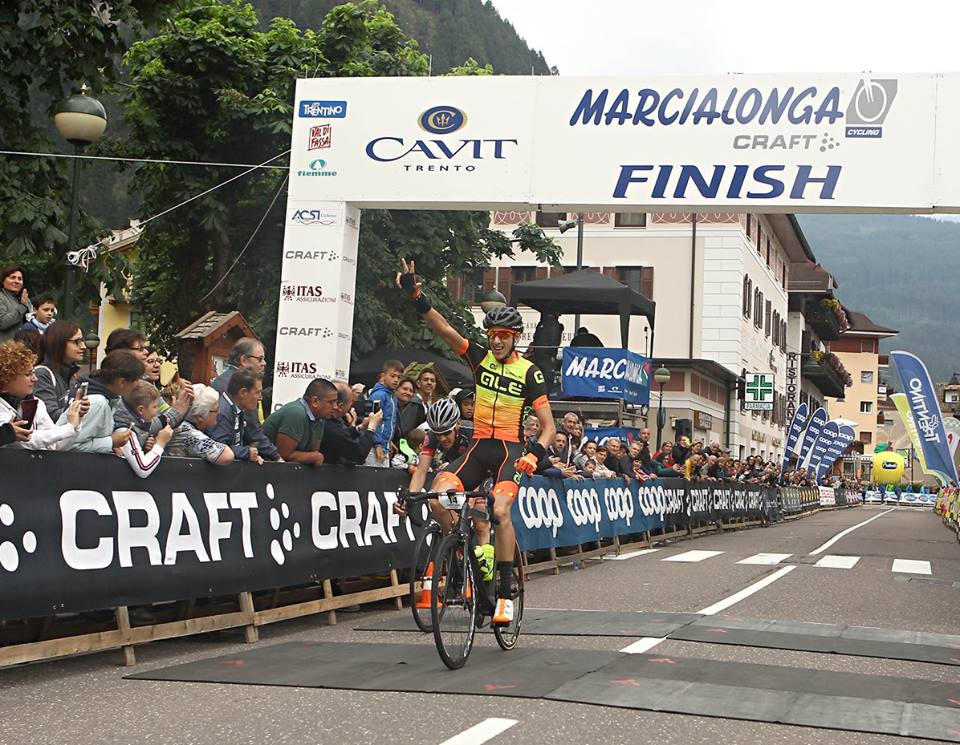 marcialonga cycling 2017 arrivo 11a Marcialonga Cycling CRAFT, Cecchini, Pontalto, Gazzini..
