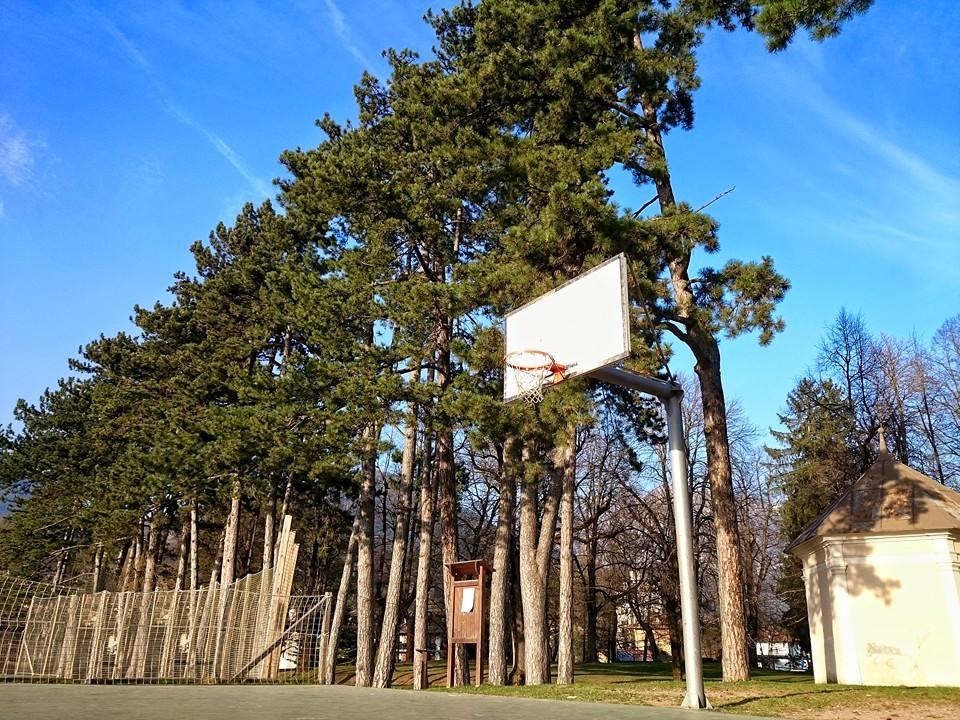 "Street Basket Cavalese 1 Street basket ""green"" il 22 luglio tappa a Cavalese"