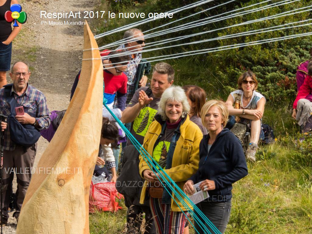respirart 2017 pampeago27 Inaugurate 4 nuove opere al RespirArt Day 2017   Fotogallery